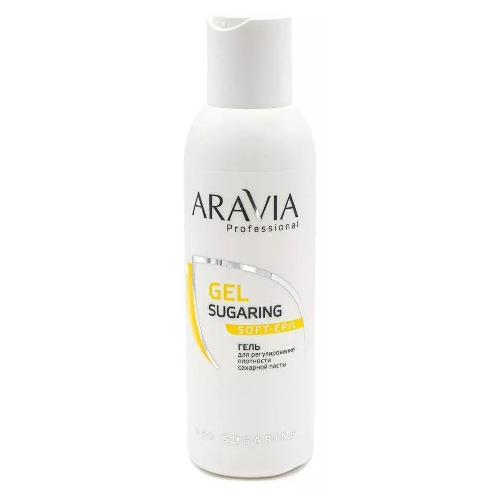 Гель Aravia Professional Gel Sugaring Soft-Epil 150 мл гель aravia professional cuticle remover 100 мл