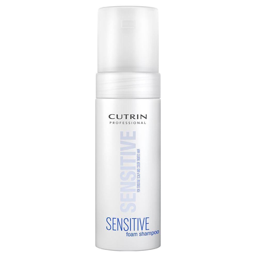 Пена Cutrin Sensitive Softfoam Shampoo пена шампунь мустела д новорожд 150мл