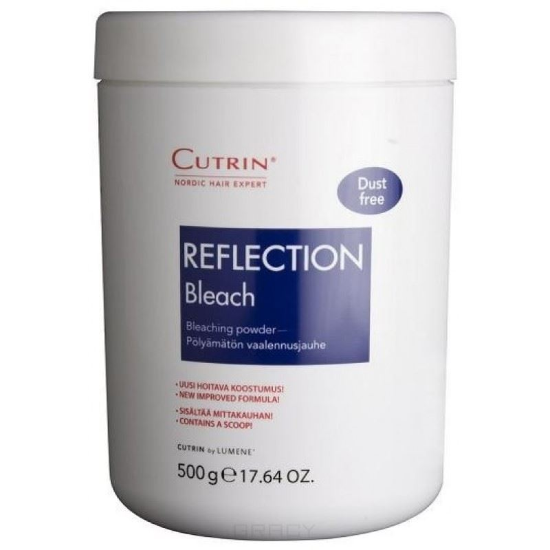 Оксидант Cutrin Reflection Bleach Powder (500 г)