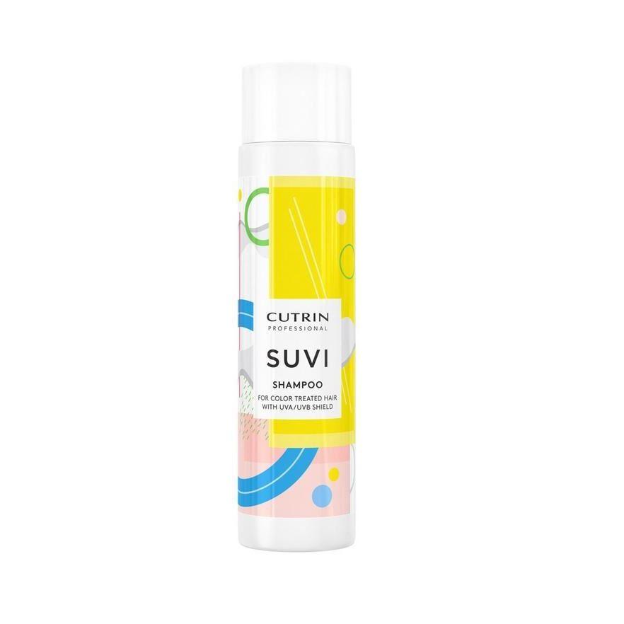 suvi линия для окрашенных волос Шампунь Cutrin Suvi Shampoo  300 мл