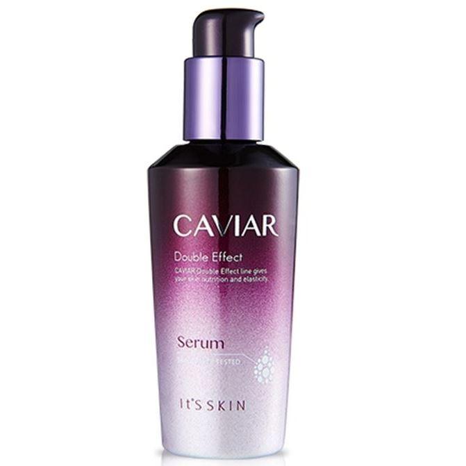Сыворотка It s Skin Caviar Double Effect Serum it s skin успокаивающийочищающийгель