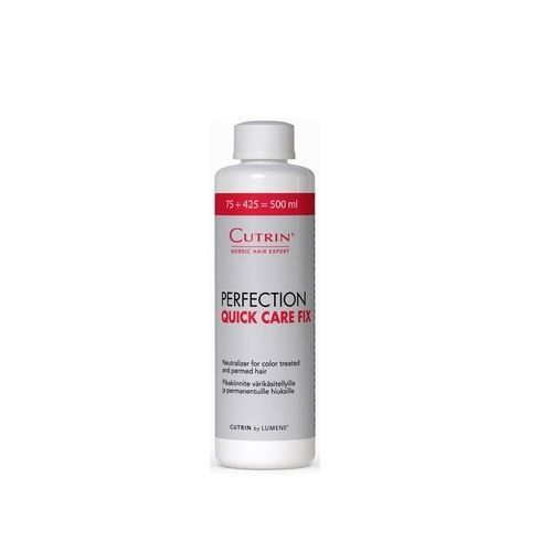 Фото Концентрат Cutrin Perfection Quick Care Fix 75 мл