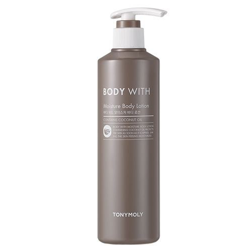 Лосьон Tony Moly Body With Moisture Body Lotion 300 мл лосьон deoproce well being body face advanced moisture lotion