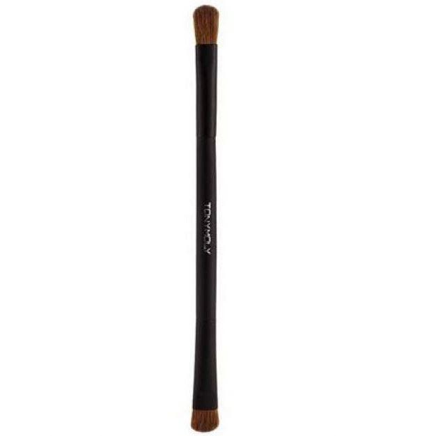 Кисть Tony Moly Professional Dual Shadow Brush (1 шт) tony moly мини кисть для хайлайтера и румян