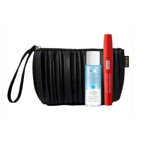 Набор: Наборы Pupa Ultraflex & Two Phase Make-Up Remover Set (Набор) лосьон ga de soothing eye make up remover