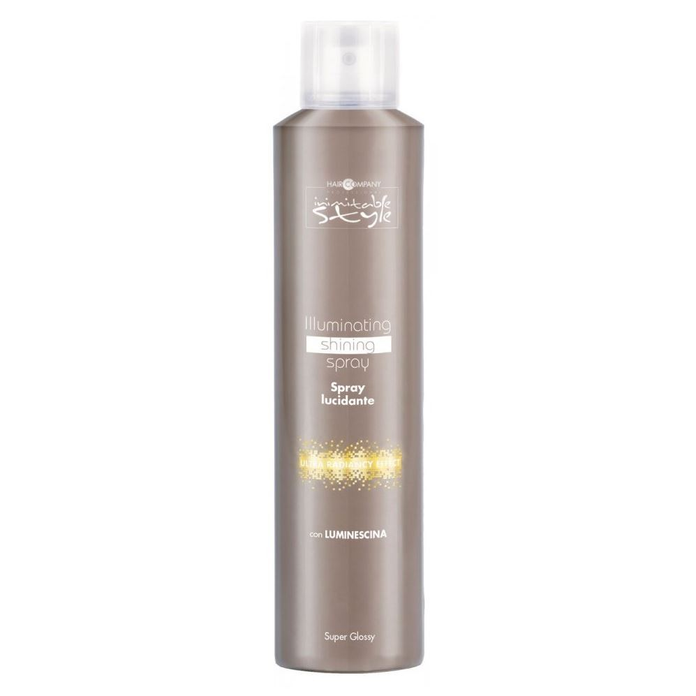 Спрей Hair Company Illuminating Shining Spray 250 мл hair company маска придающая блеск illuminating mask 1 л