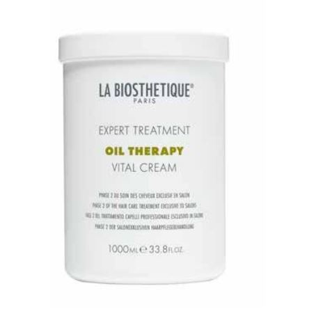 Крем LaBiosthetique Oil Therapy Vital Cream 1000 мл маска анти oil фрэш биобьюти