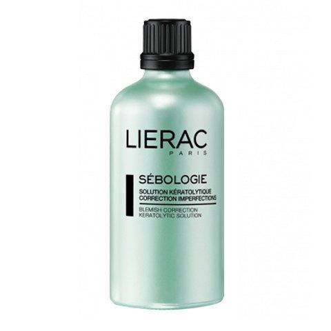 Лосьон Lierac Sebologie Solution Keratolytique Correction Imperfections