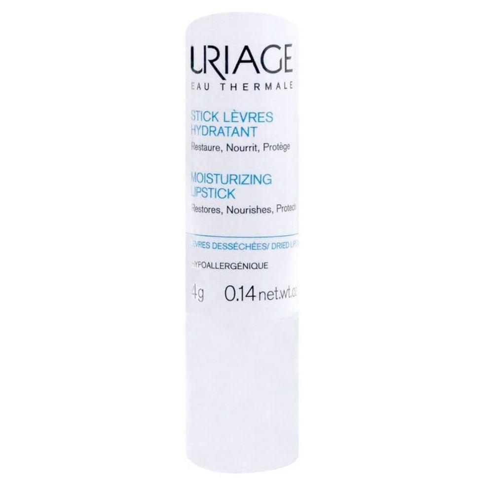 Бальзам Uriage Stick Levres Hydratant Moisturizing Lipstick Set (2*4 г) gamarde стик для губ gamarde nutrition intense stick a levres gr651 3 80 г