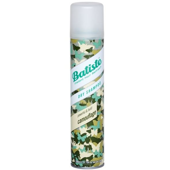 Шампунь Batiste Shampoo Powerful & Bold Camouflage 200 мл marlies moller specialist сухой шампунь придающий объем с шелком 4г