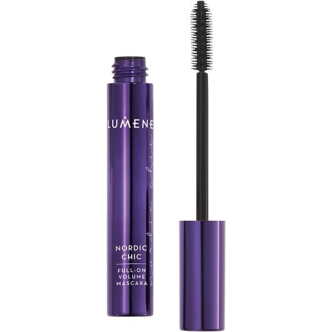 Тушь для ресниц Lumene Nordic Chic Full-On Volume Mascara (Черный) тушь для ресниц chado mascara divin 230 цвет 230 brun variant hex name 635352