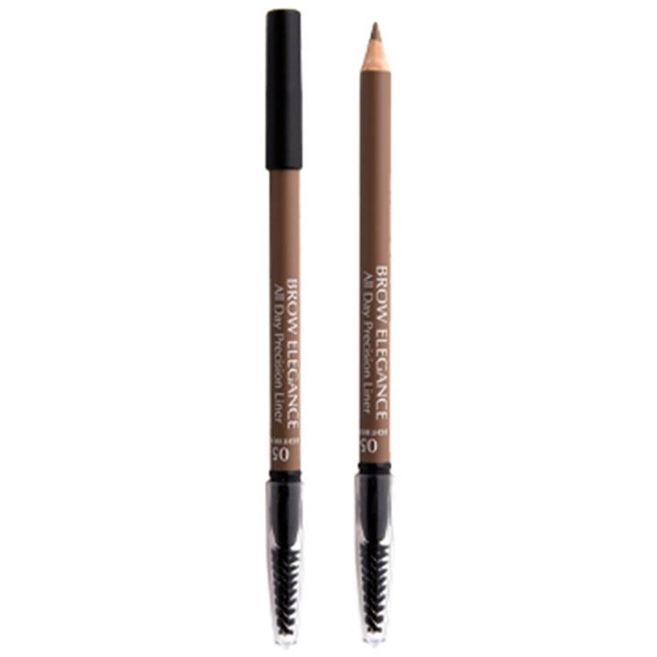 Карандаши Seventeen Brow Elegance All Day Precision Liner (06) карандаш для бровей mac cosmetics veluxe brow liner taupe цвет taupe variant hex name 524135