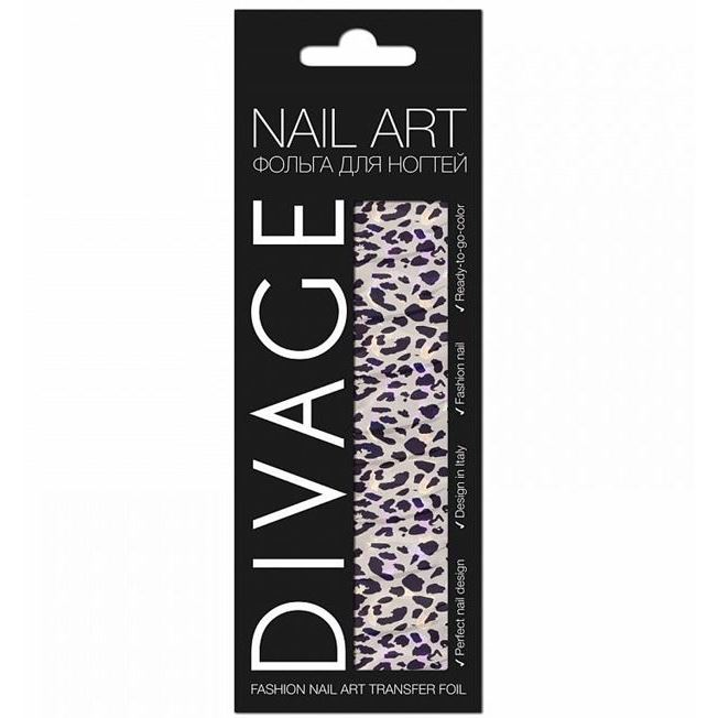 Лак для ногтей Divage Nail Art Fashion Nail Art Transfer Foil (№52) велосипед trek marlin 5 29 2017