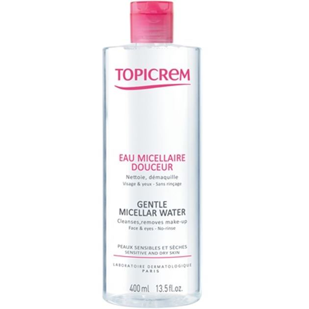 Вода Topicrem Gentle Micellar Water 400 мл dhl ems 1pc 1 1p 20 psen1 1 20 8mm