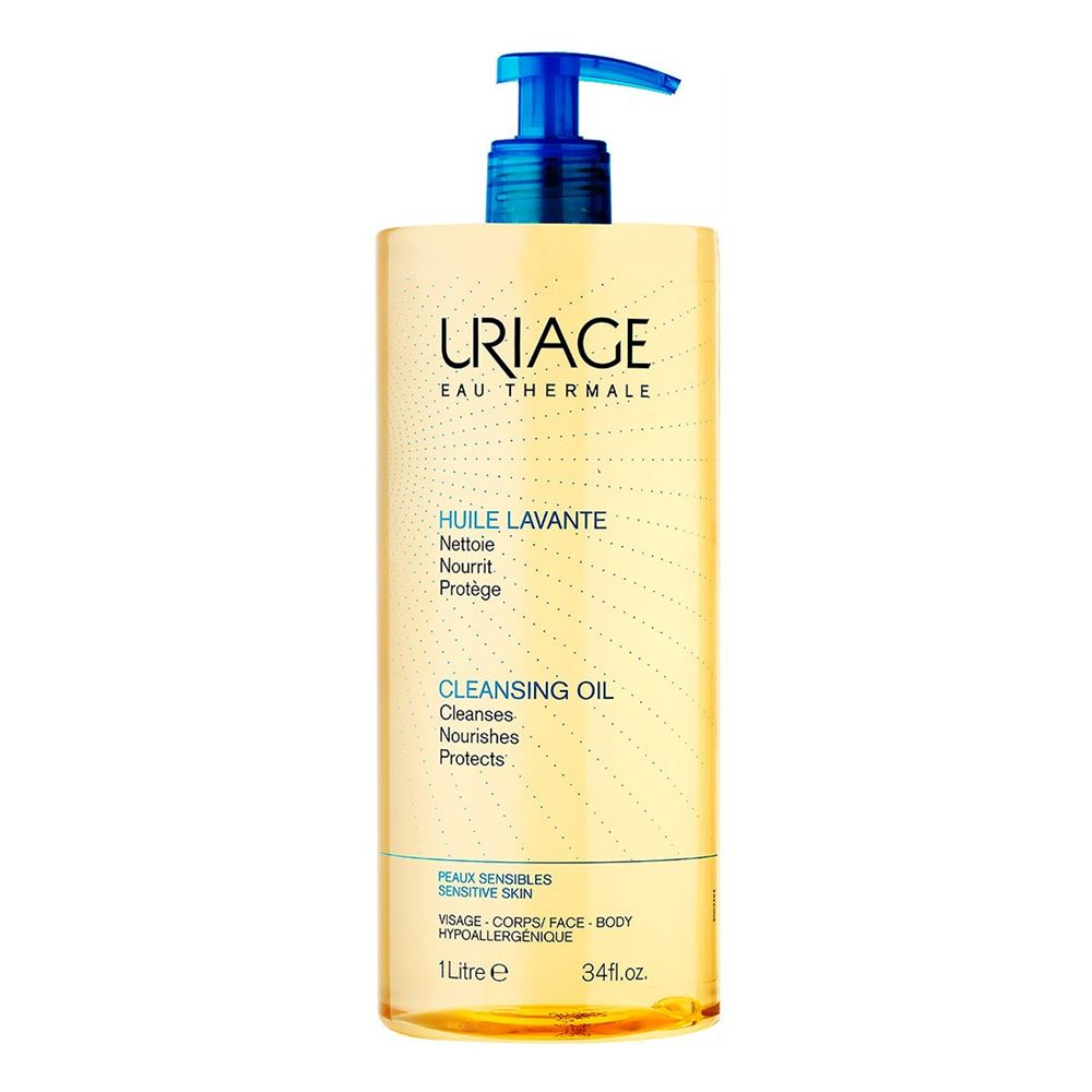 Масло Uriage Cleansing Oil пенка uriage gyn phy intimate cleansing mist without rinsing