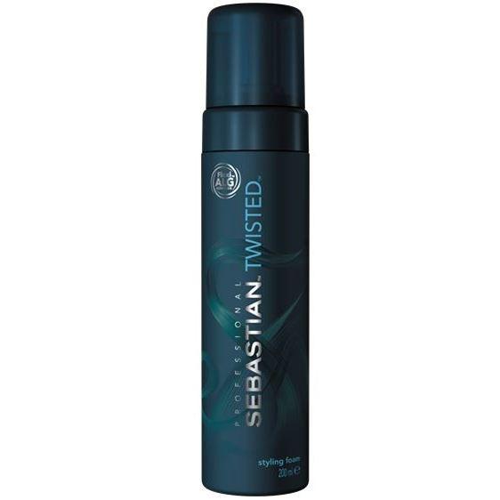 Пена Sebastian Professional Curl Lifter Styling Foam 200 мл sebastian professional liquid gloss