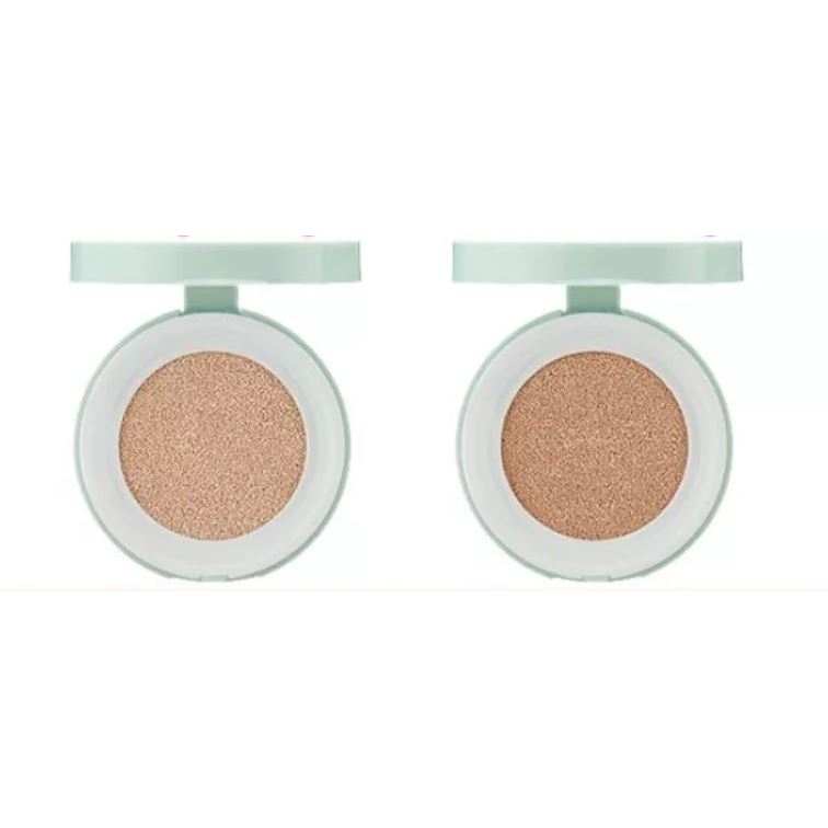 Тональный крем The Saem Saemmul Perfect Pore Cushion (02) тональный крем the saem saemmul cover foundation 01