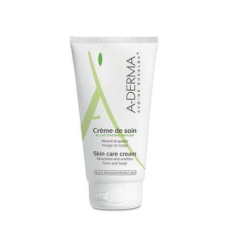 Крем A-Derma Skin Care Cream 50 мл annemarie borlind крем для проблемной кожи annemarie borlind purifying care facial cream 677 75 мл