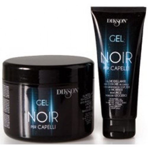 Гель Dikson BARBER POLE. GEL NOIR. Sculpting Black Gel  500 мл ardell brow sculpting gel где купить