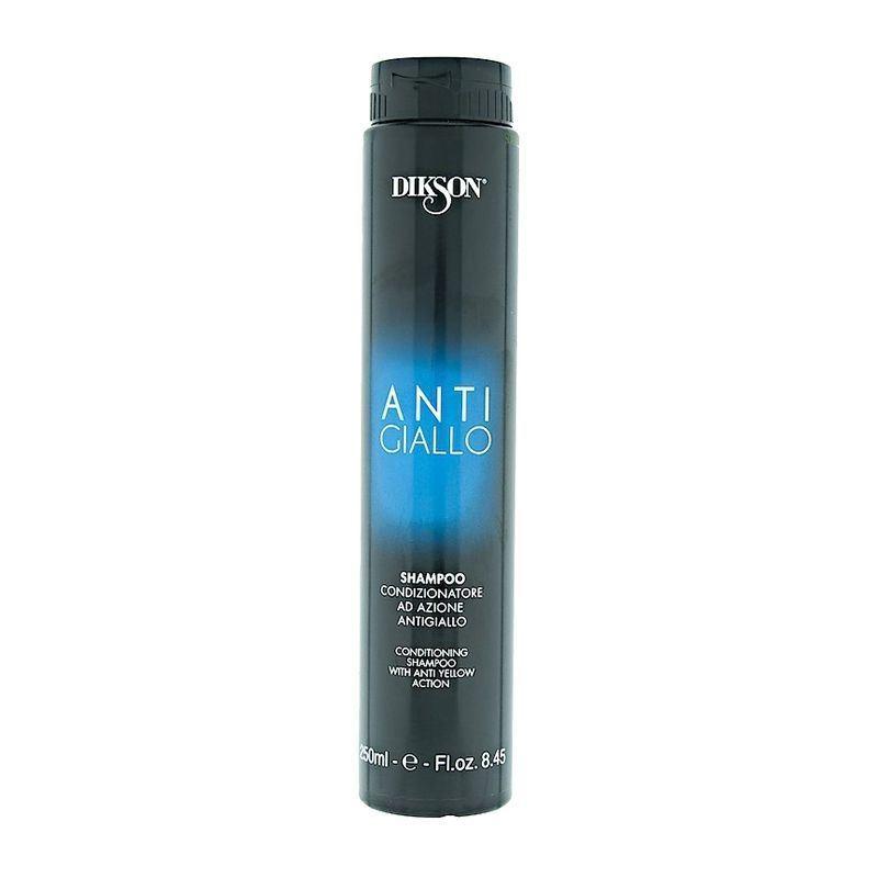 Шампунь Dikson AG SHAMPOO ANTIGIALLO Antiyellow Shampoo  250 мл недорого