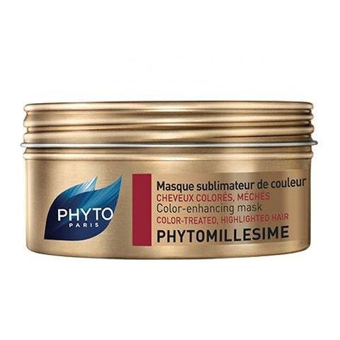 Маска Phyto Phytomillesime Color-Enhancing Mask 200 мл wella professional маска для гладкости волос smoothen mask 200 мл
