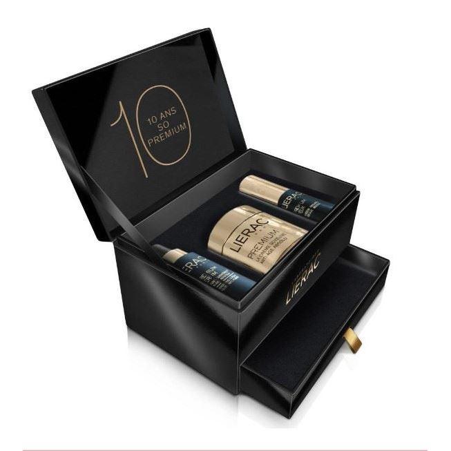 Набор: Крем Lierac Premium Lux набор premier premier classic kit trio набор крем д рук 25 мл крем д ног 25 мл увлажняющий крем 25 мл