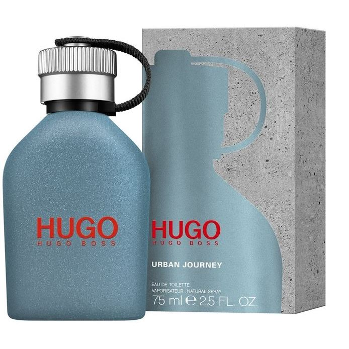 Туалетная вода Hugo Boss Hugo Urban Journey  75 мл hugo boss туалетная вода boss orange sunset 75 ml