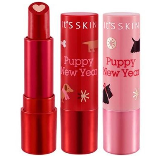 Помада It s Skin Puppy New Year Life Color Glow Me Lips (02) new year s eve level 4