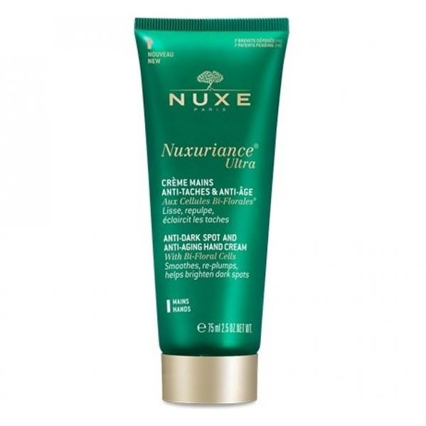 Крем Nuxe Nuxuriance® Ultra Омолаживающий крем для рук антивозрастной уход nuxe дневная эмульсия nuxuriance® émulsion объем 50 мл