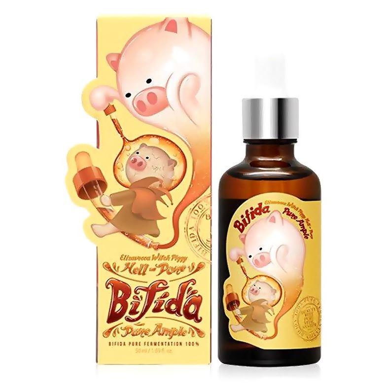 Сыворотка Elizavecca Bifida 100% сыворотка