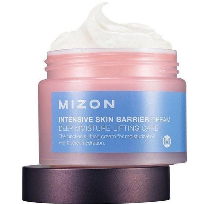 Крем Mizon Intensive Skin Barrier Cream 50 мл mizon enjoy fresh on time revital lime hand cream крем для рук с экстрактом лайма 50 мл