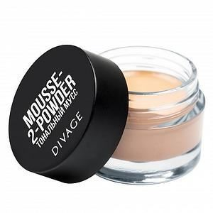 цены База под макияж Divage Foundation In A Jar Mousse-to-Powder (03)