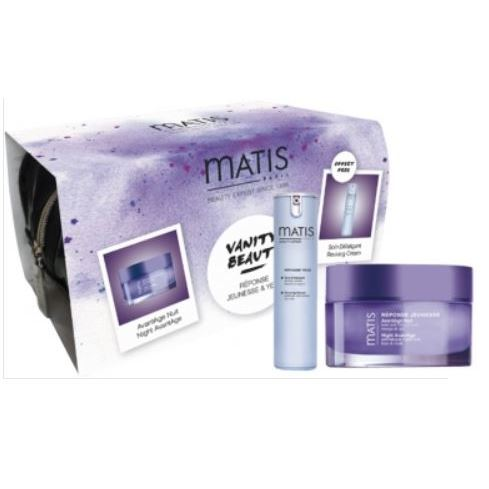 Набор: Крем Matis Vanity Beaute Set маска для глаз matis reponse yeux eyes