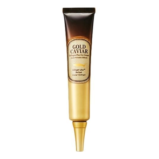 Крем SkinFood Gold Caviar Collagen Plus Eye Cream 45 мл the yeon canola honey silky hand cream крем для рук с экстрактом меда канола 50 мл