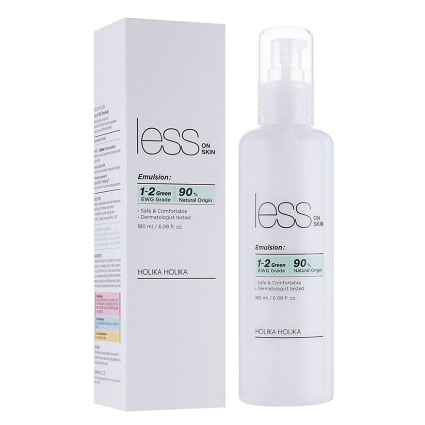 Эмульсия Holika Holika Less On Skin Emulsion 180 мл эмульсия shot multiform emulsion 250 мл