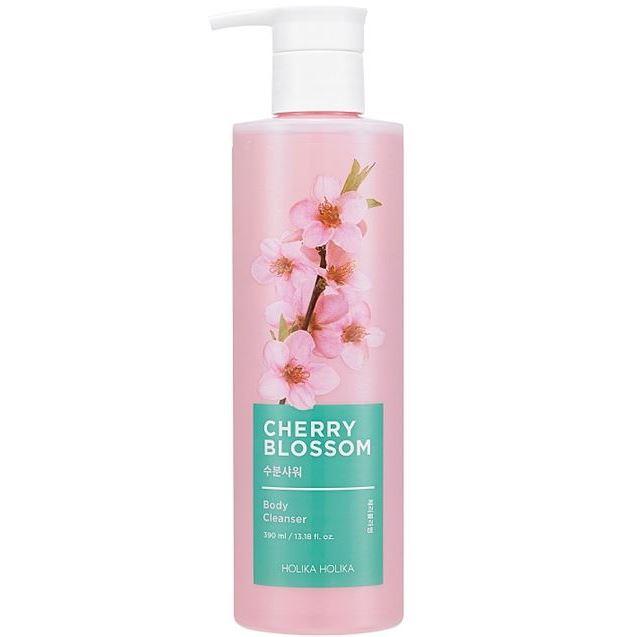 Гель для душа Holika Holika Cherry Blossom Body Cleanser 390 мл ночная маска holika holika honey sleeping pack canola объем 90 мл