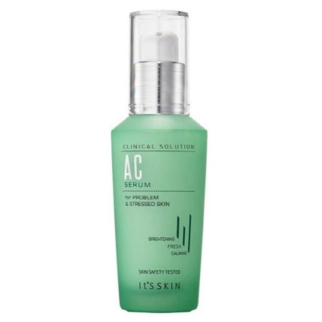 Сыворотка It s Skin Clinical Solution AC Serum it s skin успокаивающеегидрофильное