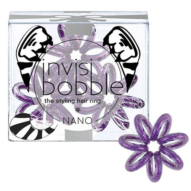 Invisibobble Nano Meow & Ciao  (набор: 3 шт) набор invisibobble styling box