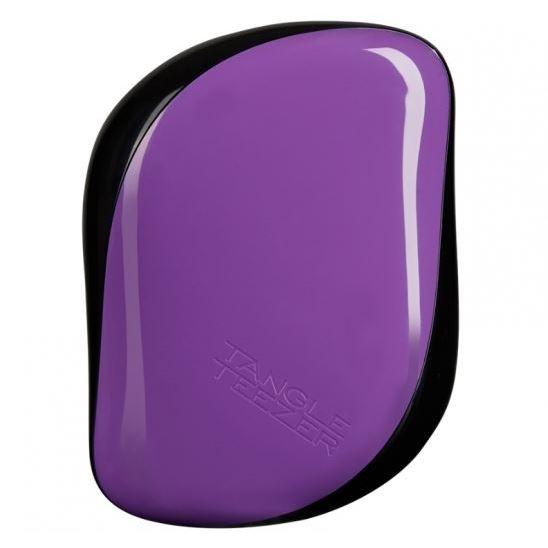 Расческа Tangle Teezer Compact Styler Black Violet (1 шт) tangle teezer расческа для волос salon elite yellow