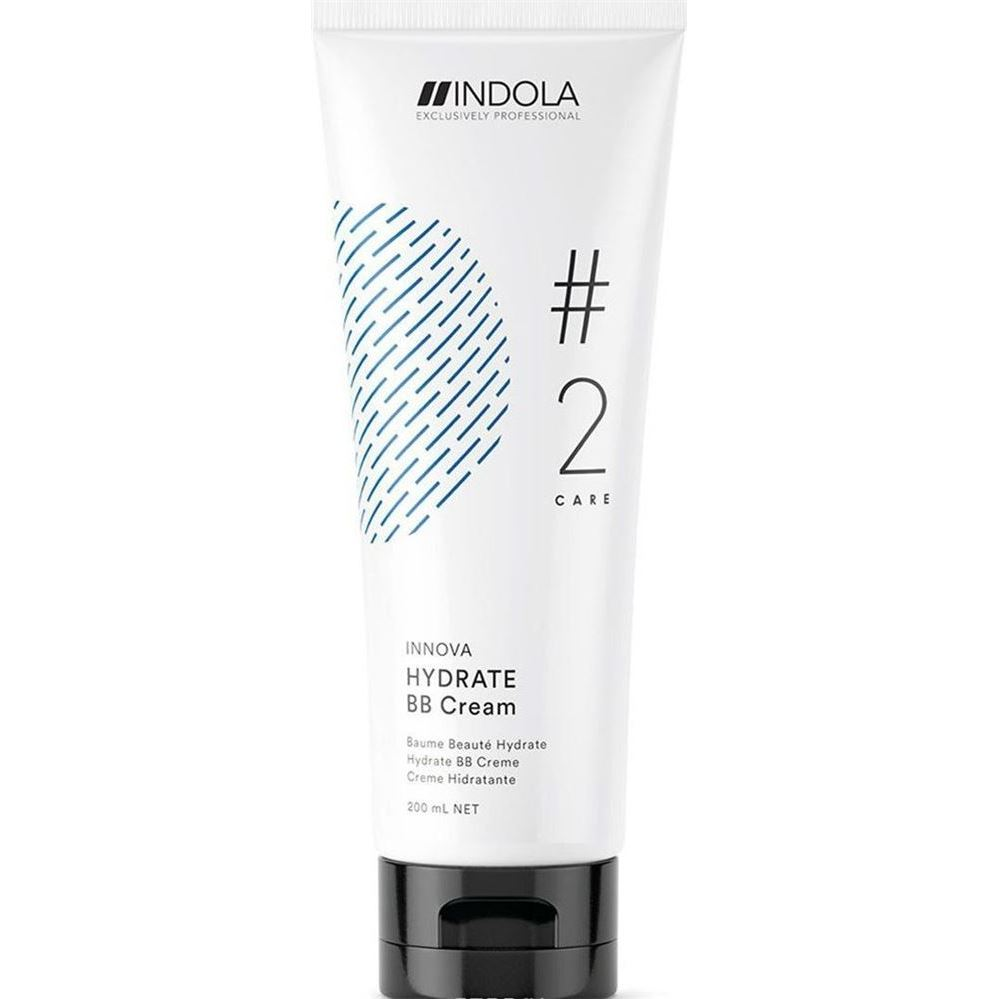 Шампунь Indola Professional Innova Hydrate BB Cream 200 мл крем depilica professional foot cream step 5 200 мл