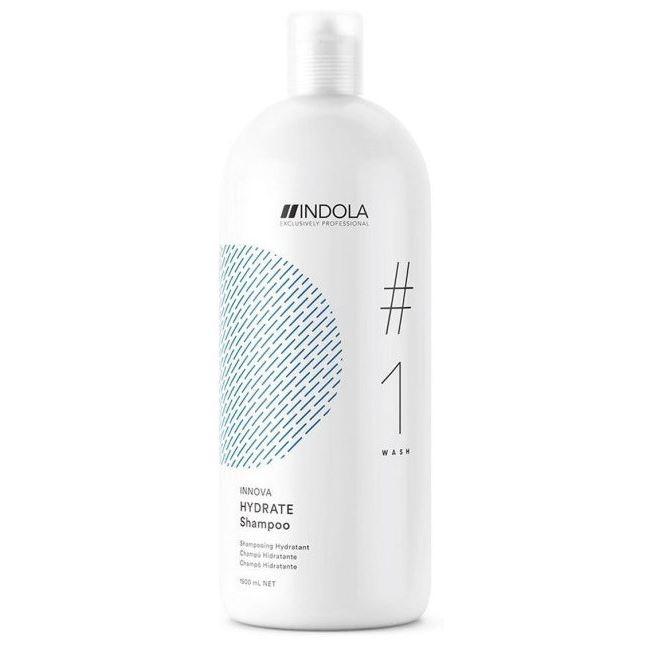 Шампунь Indola Professional Innova Hydrate Shampoo 300 мл недорого