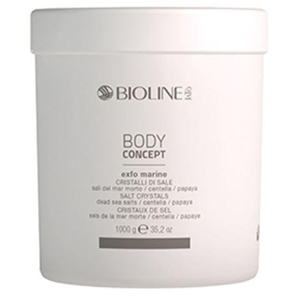 Скраб Bioline JaTo Body Concept Exfo Marine Scrub Salt Crystals 1000 мл крем bioline jato acid cream ph balancing 50 мл