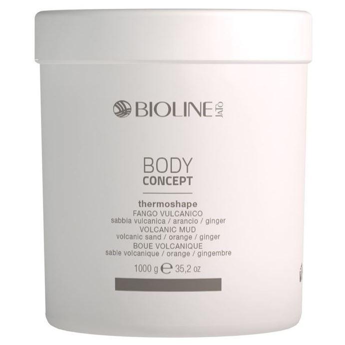 Маска Bioline JaTo Body Concept Thermoshape Volcanic Mud  (1000 г) набор набор bioline jato beauty gift ag3