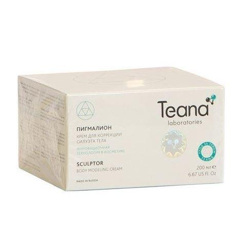 Крем Teana Perfect Body Пигмалион Крем для коррекции силуэта тела 200 мл крем для лица teana teana te022lwvir87