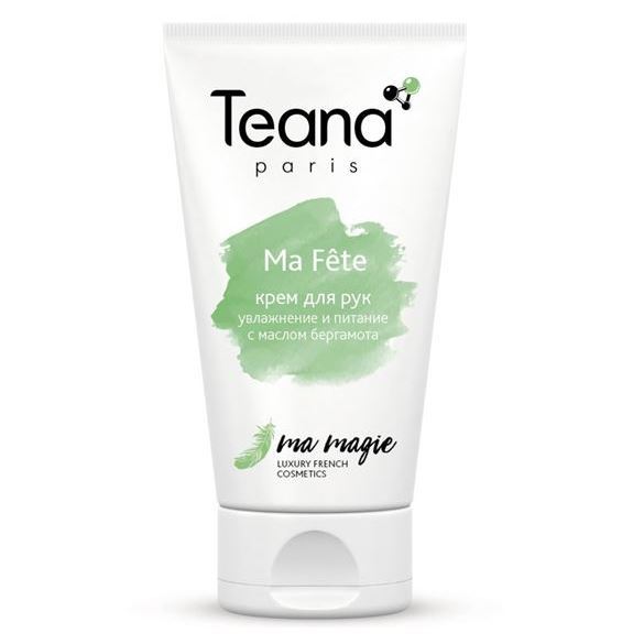 Крем Teana Ma Fеte Крем для рук  50 мл the yeon canola honey silky hand cream крем для рук с экстрактом меда канола 50 мл