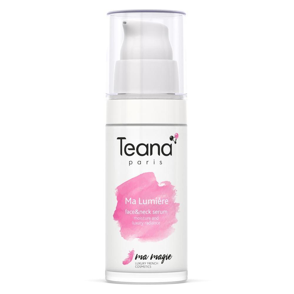 Сыворотка Teana Ma Lumiеre Face & Neck Serum 30 мл крем teana ailes de l amour face