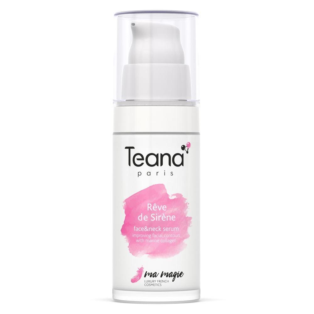Сыворотка Teana Reve de Sirene Face & Neck Serum 30 мл крем teana ailes de l amour face