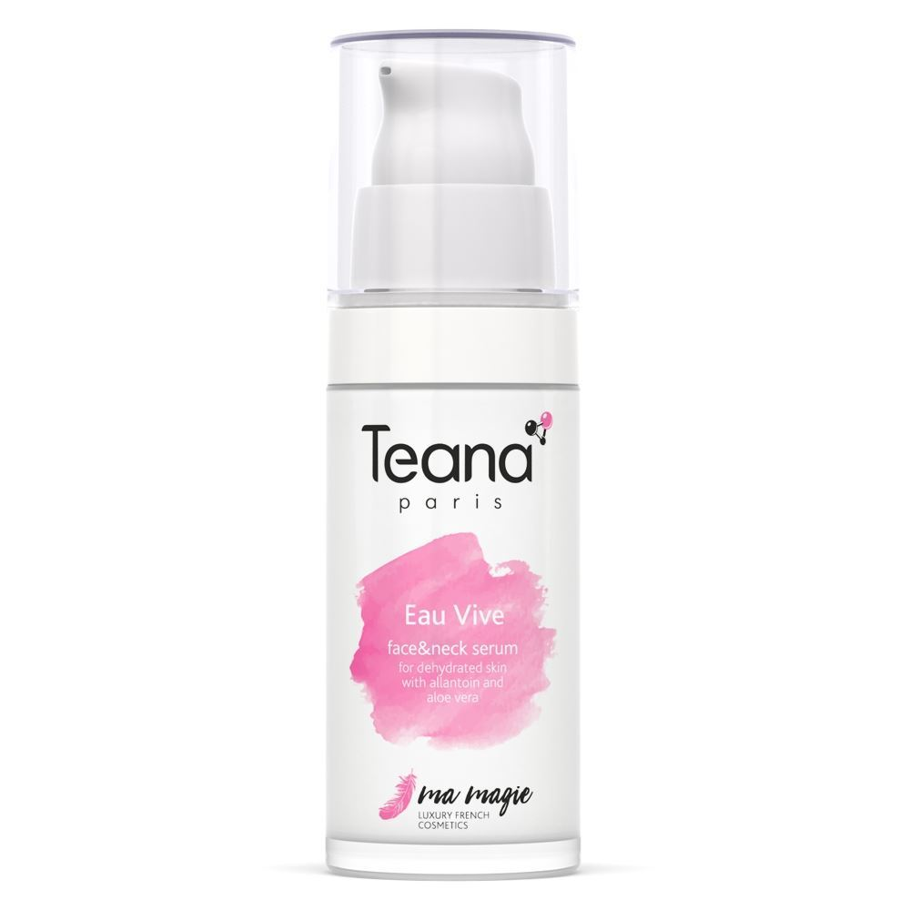 Сыворотка Teana Еau Vive Face & Neck Serum 30 мл крем teana ailes de l amour face