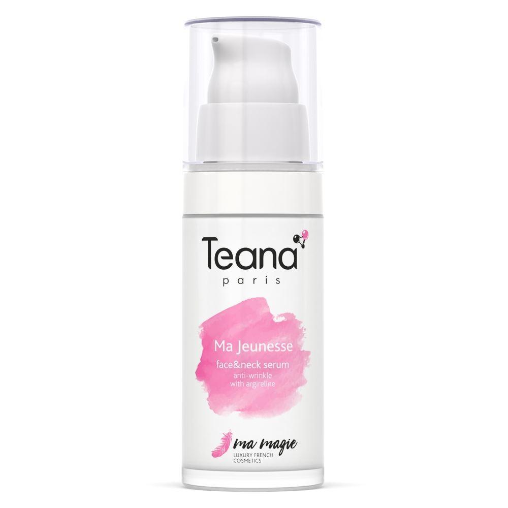 Сыворотка Teana Ma Jeunessee Face & Neck Serum 30 мл крем teana ailes de l amour face