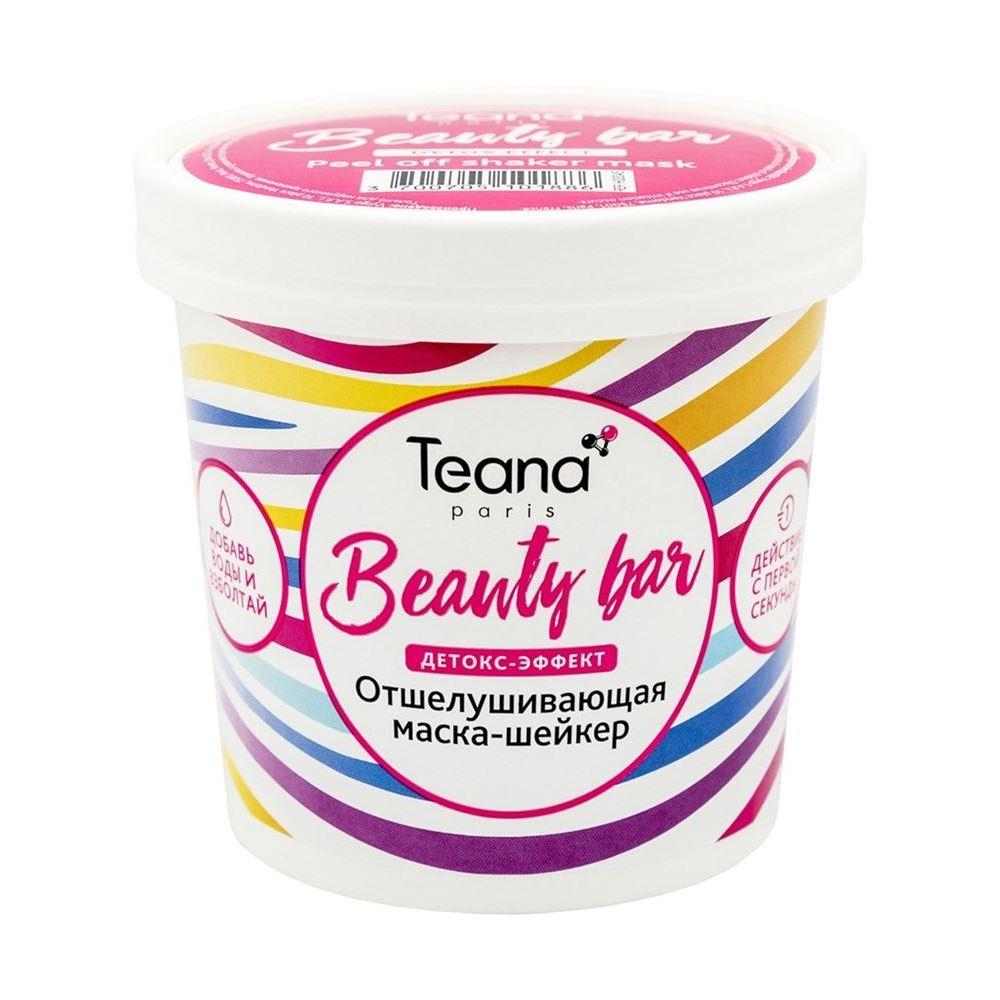 Маска Teana Beauty Bar Отшелушивающая маска-шейкер (25 г) premium маска отшелушивающая для губ leep peel 50мл